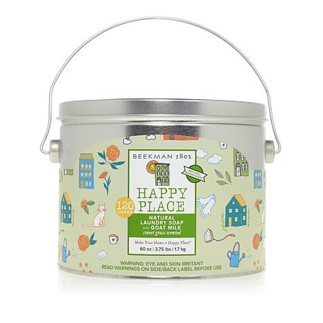 exclusive! Happy Place 120-Load Goat Milk Laundry Soap - Sweet Grass  Auto-Ship®