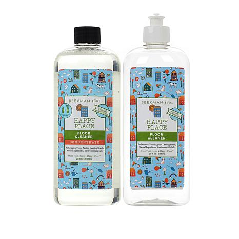 Happy Place 20 oz. Floor Cleaner Concentrate