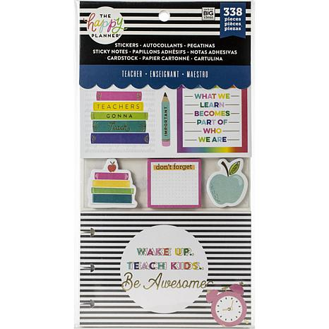 Happy Planner Note Cards/Sticky Note Multi Pack - Gonna Teach