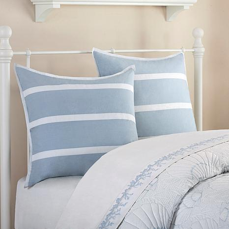 Harbor House Crystal Beach Euro Sham