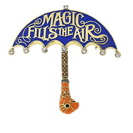 "Heidi Daus Disney's Mary Poppins Returns ""Magic Fills the Air"" Pin"