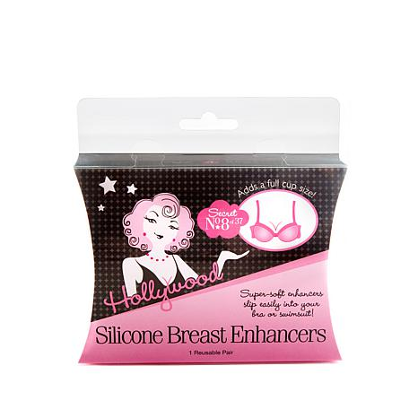 Hollywood Fashion Secrets Silicone Breast Enhancers