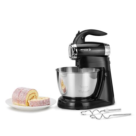 Holstein 6-Speed Electric Hand/Stand Mixer