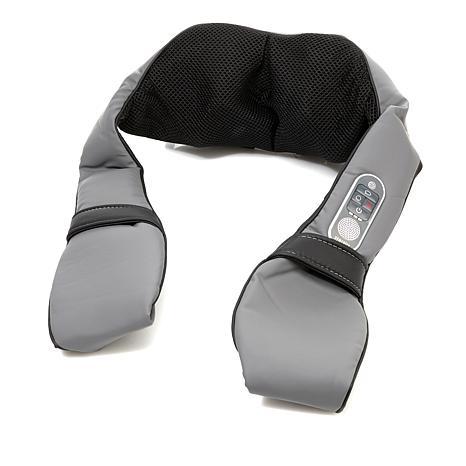 HoMedics ShiatsuTalk™ Voice-Controlled Massager with Heat