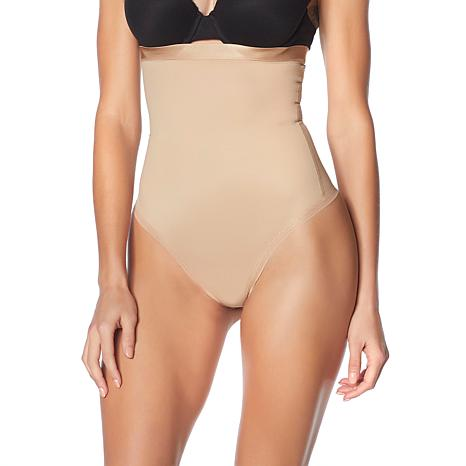HookedUp High-Waist Thong Shaper