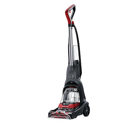 Hoover® PowerDash™ Professional Carpet Cleaner with Cleaning Solution - 8911002 | HSN