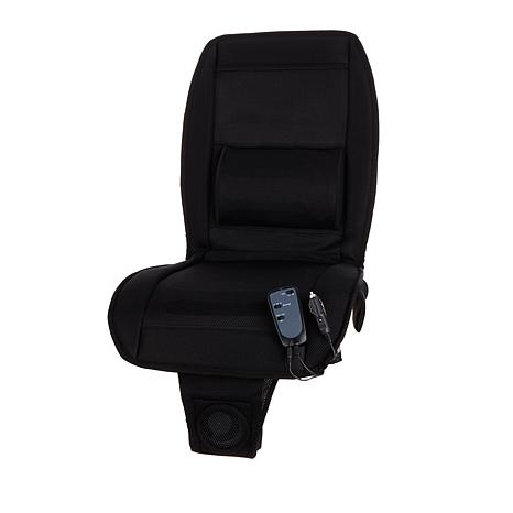 Hot Headz Vehicle Seat Cushion with Hot/Cold Massage