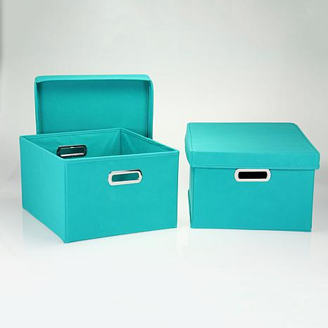 Household Essentials 2-piece Nested Box Set