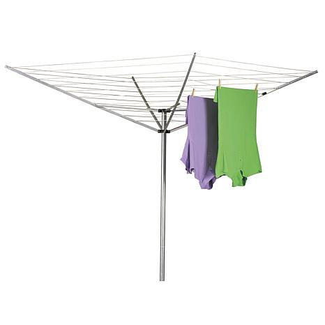 Household Essentials Outdoor Umbrella Clothes Dryer