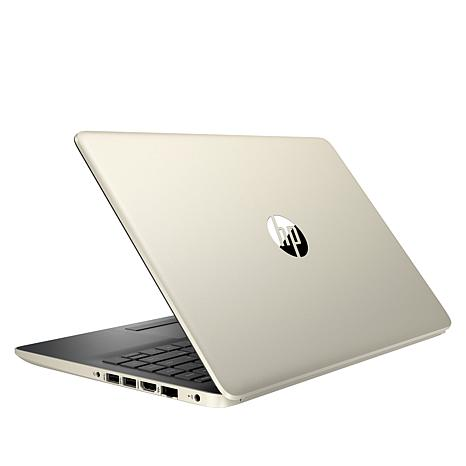"""HP 14"""" HD Touch Intel 4GB RAM 64GB eMMC Laptop with Office 365"""