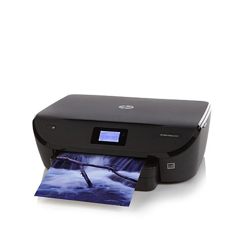 Hp Envy 6255 All In One Photo Printer With 25 Instant Ink 8766624