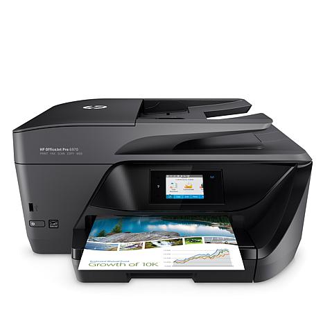 HP Officejet Pro 6978 All-in-One Photo Printer, Copier, Scanner & Fax