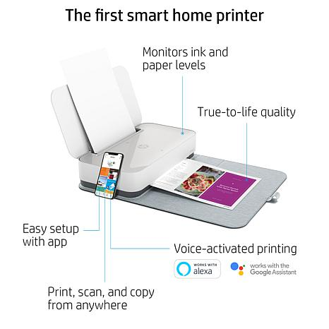 HP Tango Smart Home Wireless Printer with HP Smart App