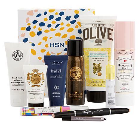 HSN Spring Beauty Sample Box