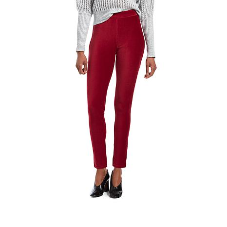 HUE High-Waist Corduroy Leggings