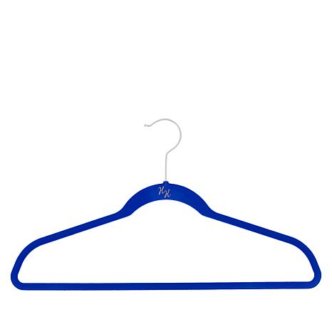 Huggable Hangers 20-pack of Suit Hangers with Chrome Hooks