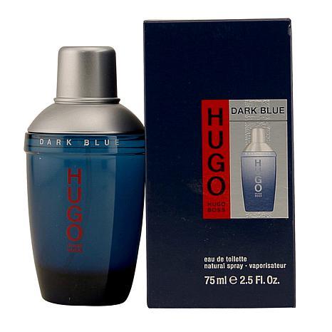 Hugo Dark Blue for Men By Hugoboss Eau De Toilette Spray 2.5 oz.