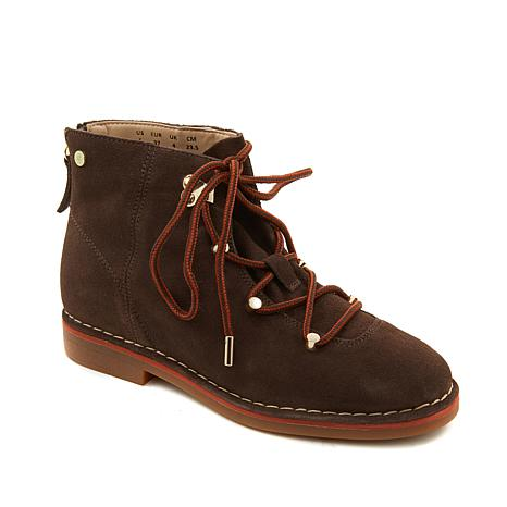 d6dd1eb3063 Hush Puppies Catelyn Suede Hiker Boot