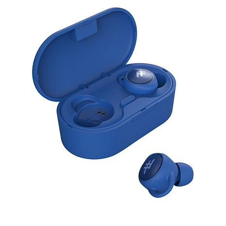 842f2a3c2c0 iFrogz Truly Wireless Sweat-Resistant Earbuds with Charging Case - 9058119    HSN
