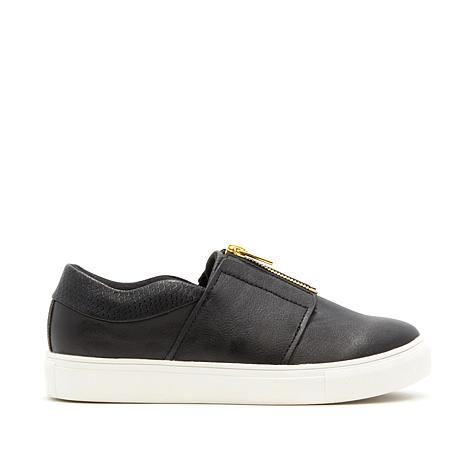 IMAN Runway Chic Luxurious Slip-On Sneaker