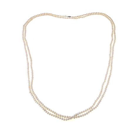 "Imperial Pearls 6-7mm Cultured Pearl 100"" Necklace"