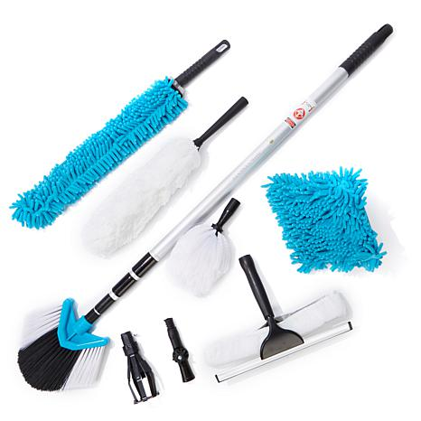 Improvements 12-piece Indoor High-Reach Cleaning Kit