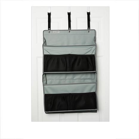 Improvements 6 Pocket Over The Door Organizer 8921236 Hsn