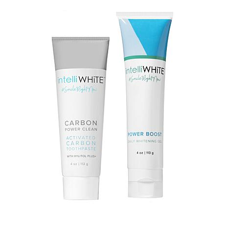 IntelliWHiTE® Carbon Power Toothpaste and Power Boost Set