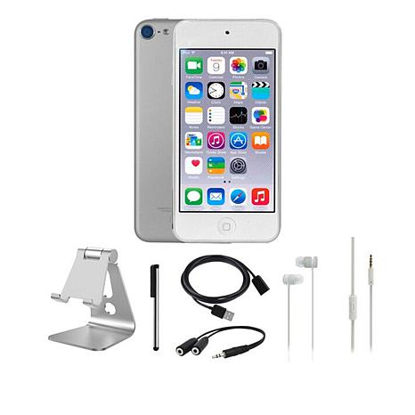 iPod Touch 128GB Media Player with Bluetooth & Accessories