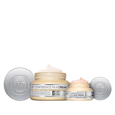IT Cosmetics Confidence in a Cream plus Eye Cream