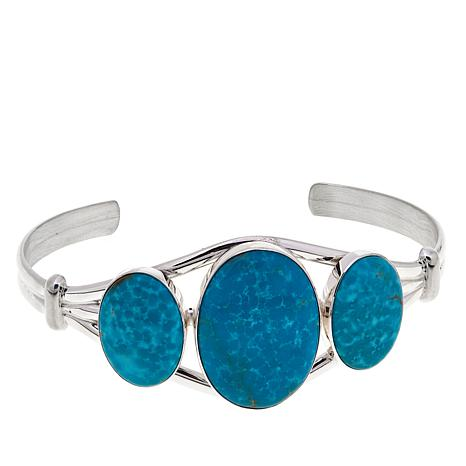 Jay King Sonoran Turquoise Cuff Bracelet