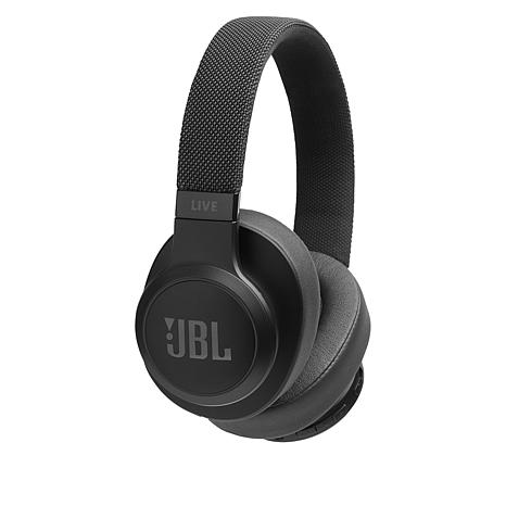 JBL LIVE 500BT Wireless Over-Ear Headphones with Voucher Services