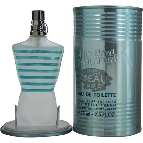 Jean Paul Gaultier Le Beau Male Spray for Men 2.5 oz.