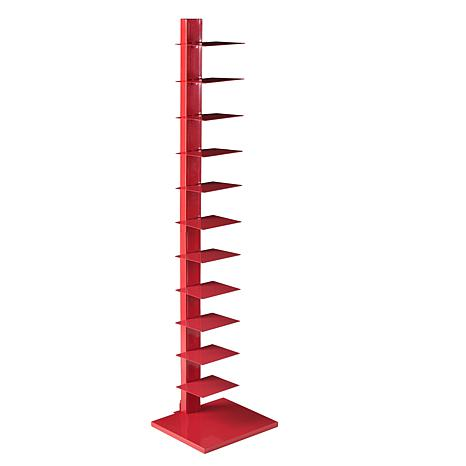 Jersey Spine Tower Shelf - Valiant Poppy