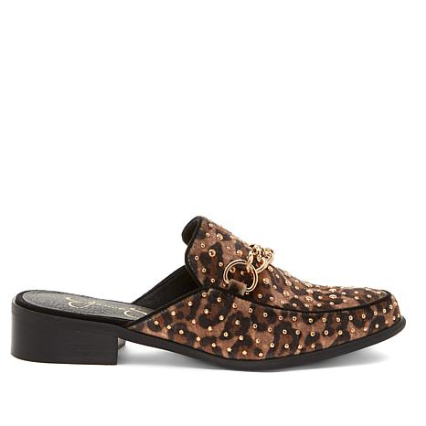 Jessica Simpson Beez Slip-On Mule with Studs
