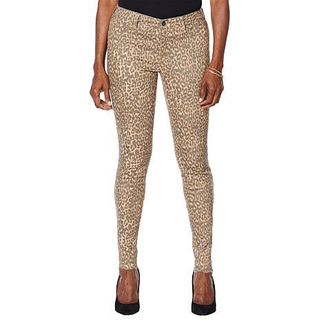 Jessica Simpson Womens Pick Me Up Slim Straight Crop Jean