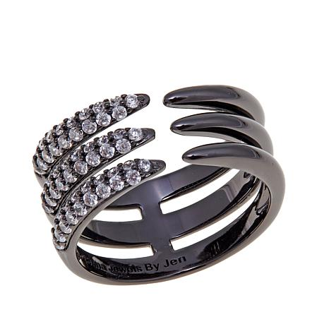 "Jewels by Jen ""Lost Treasure"" Open Spiked Ring"