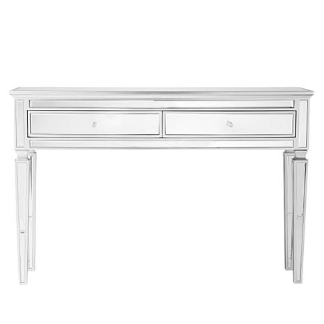 JM by Julien Macdonald Mirrored Console Table