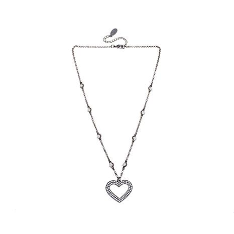 "Joan Boyce ""Loved and Protected"" Station Necklace"