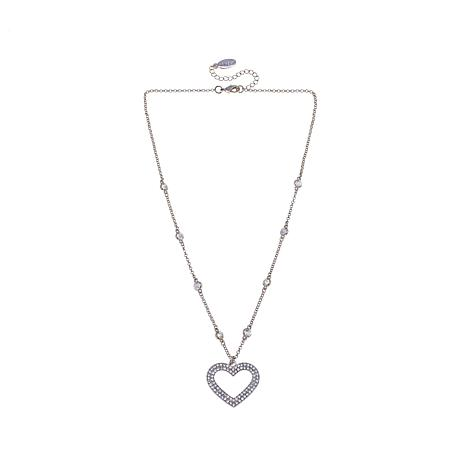 """Joan Boyce """"Loved and Protected"""" Station Necklace"""
