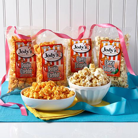 Jody's Gourmet Popcorn 6-pack - Cheddar Assortment