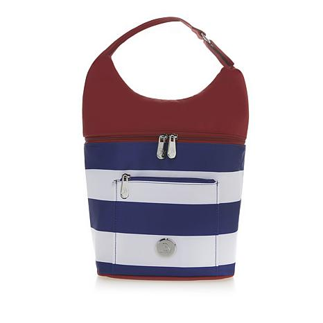 JOY Deluxe Insulated Lunch Cooler Tote Bag
