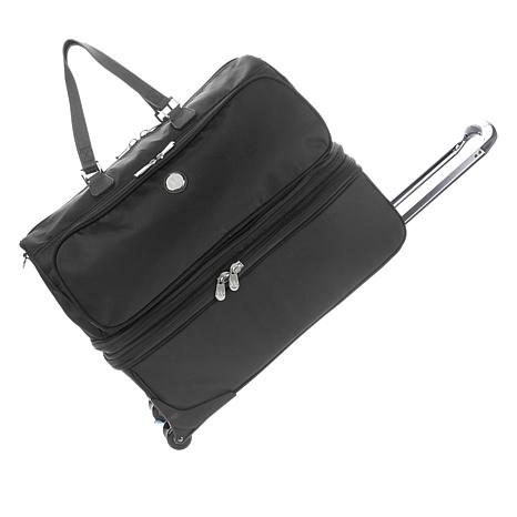JOY First Class TuffTech™ Double Decker Wheeled Duffle