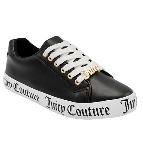 Juicy Couture Chatter Sneaker with Juicy Logo