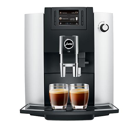 Jura E6 Automatic Coffee Center