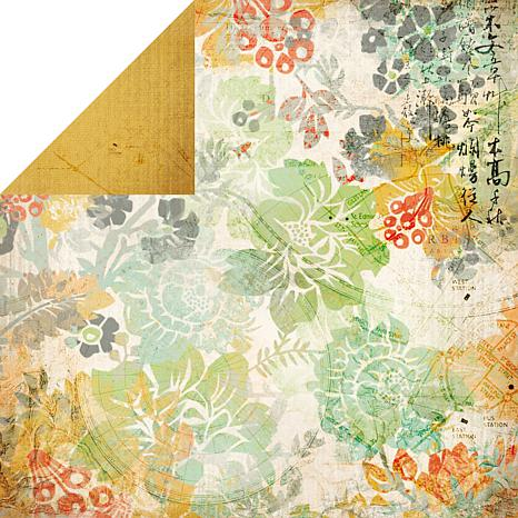 Kaisercraft 12 x 12 Double-Sided Paper - Cherry Blossom