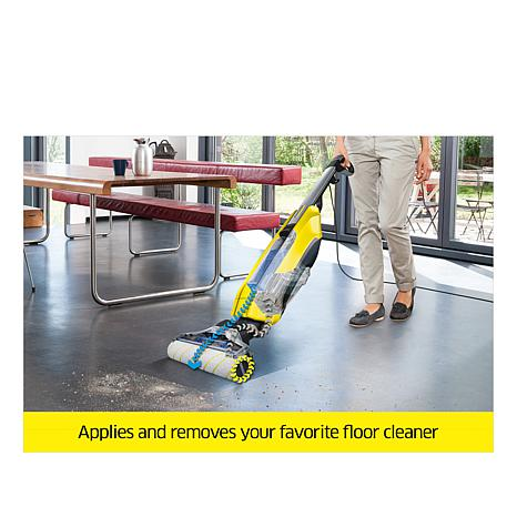 Karcher Fc5 Wetdry Vacuum For Hard Floors With 4 Detergent Samples