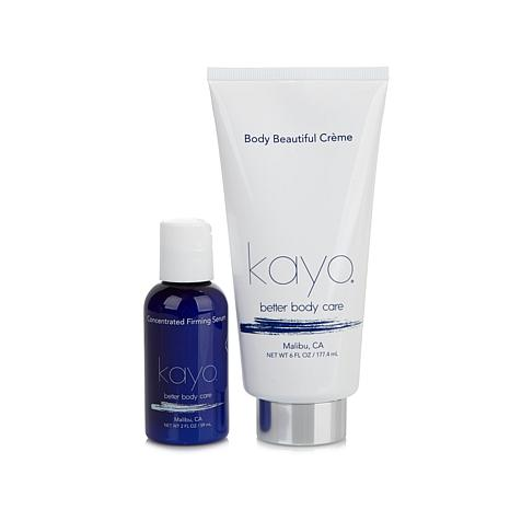 KAYO Body Beautiful Creme & Firming Serum Duo