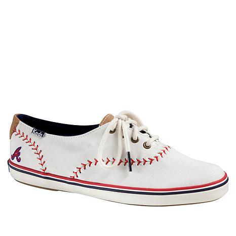 Keds Champion Pennant Canvas Sneaker - MLB Braves
