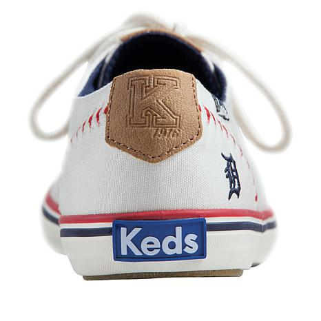 keds champion pennant leather